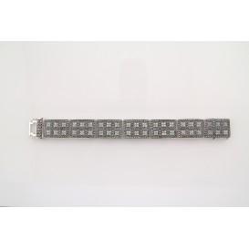 Bracelet argent 925  Opales et Marcassites